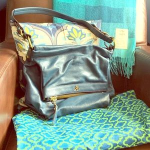 orYANY Blue Purse w/dust bag